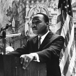 Dr. Martin Luther King, Jr.