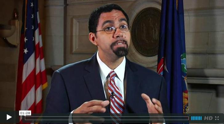 Commissioner King discusses the new Common Core assessments.